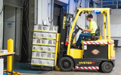 New forklift training courses offered by ABC
