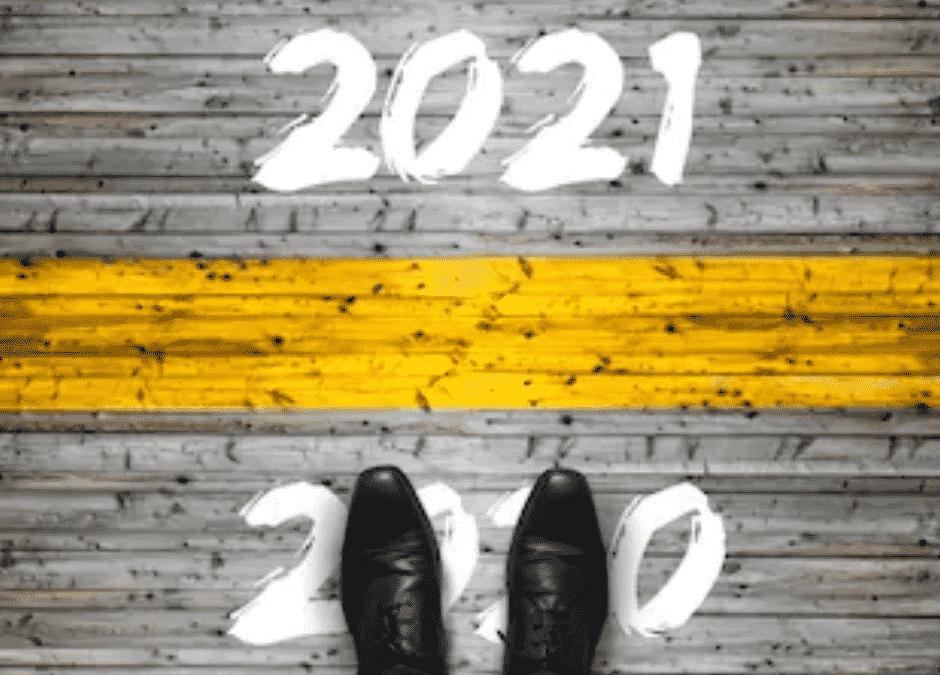 Looking Ahead Through 2021
