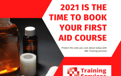 Why May 2021 is the time to book your First Aid Course